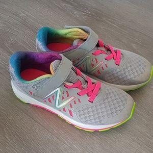 New Balance kids sneaker.